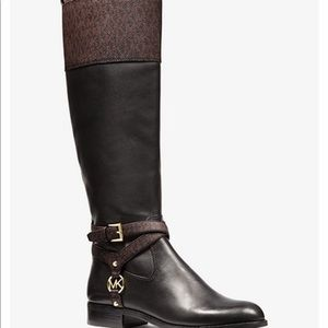 Michael Kors Riding Boots!!